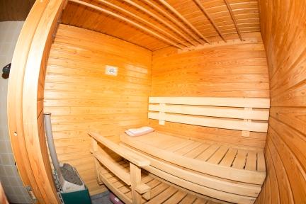 sauna fe